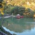 岩石城付近の池